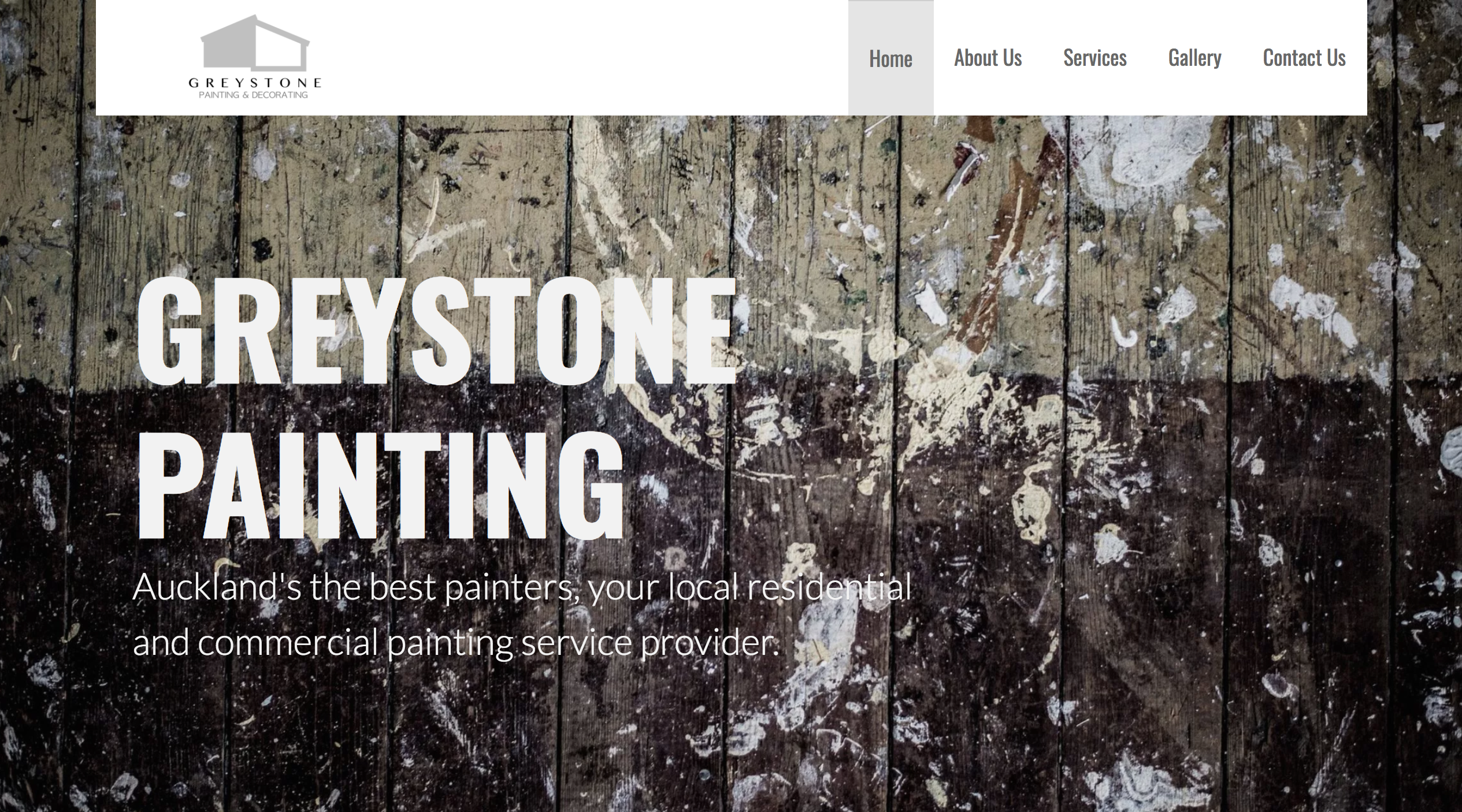 Greystone paining website